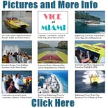 Pictures & More Information - Thriller Power Boat Rides