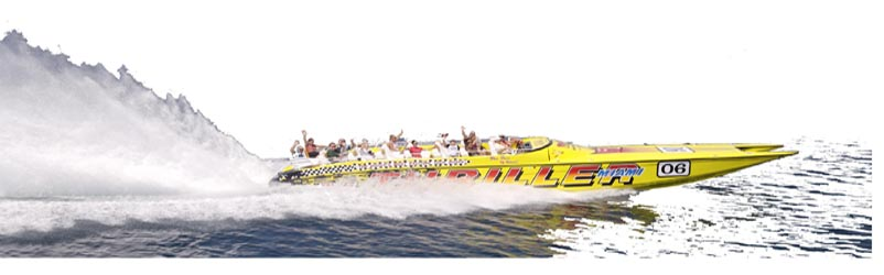 Thriller Boat Public Sightseeing Boat Tour Hi Performance Sightseeing Trips Miami And Fort